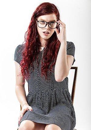 Glasses Ladyboy Pictures