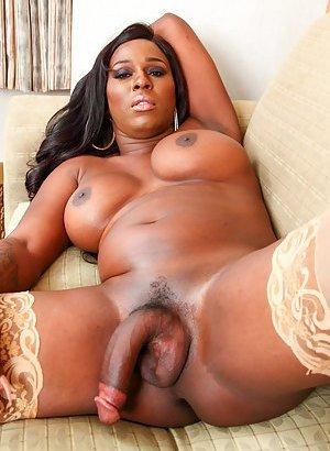 Black Ladyboy Pictures