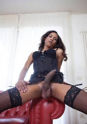 Big Cock Ladyboy Pictures