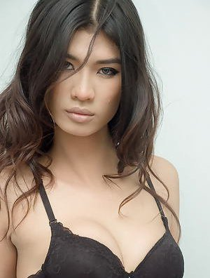 Ladyboy Faces Pictures