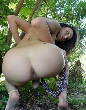 Ladyboy Outdoor Pictures