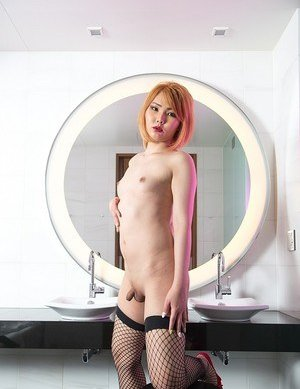 Ladyboy in Bath Pictures